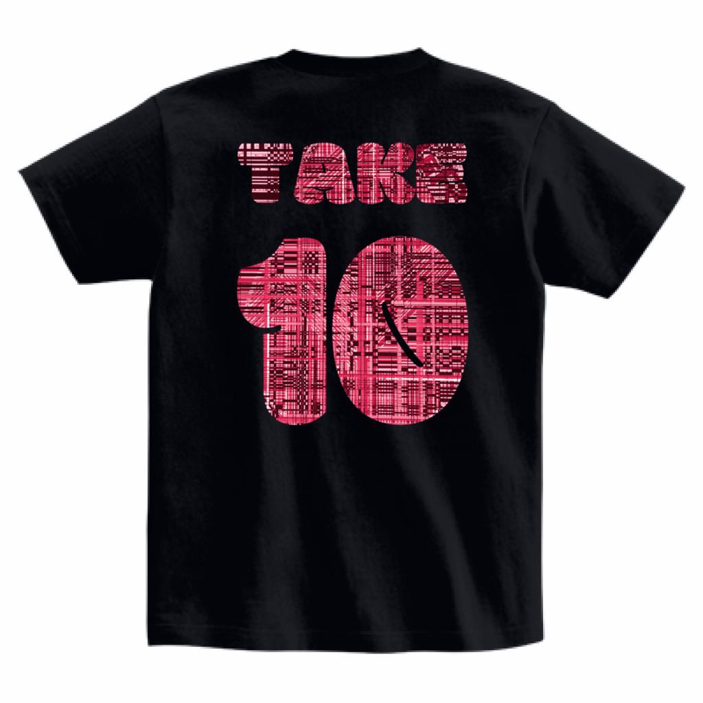 田村幸章デザインTシャツ4