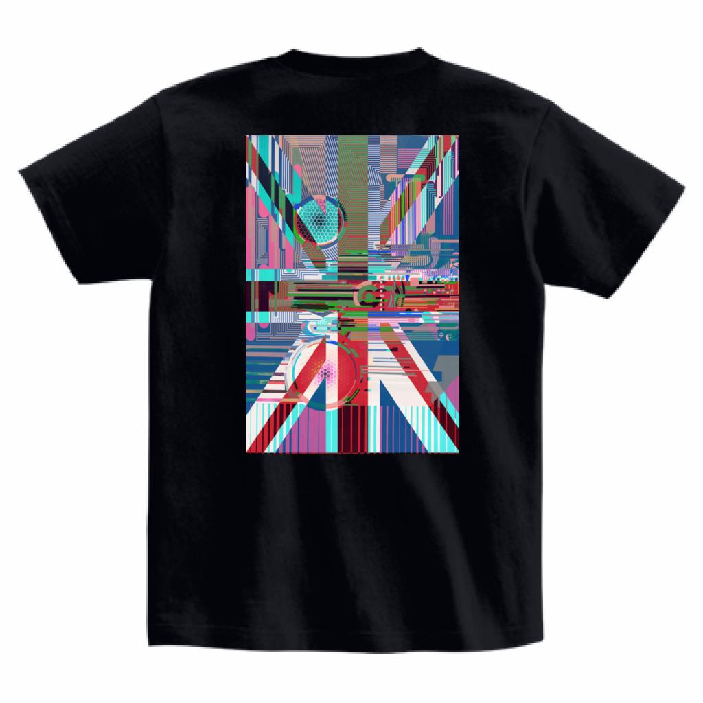 田村幸章デザインTシャツ1