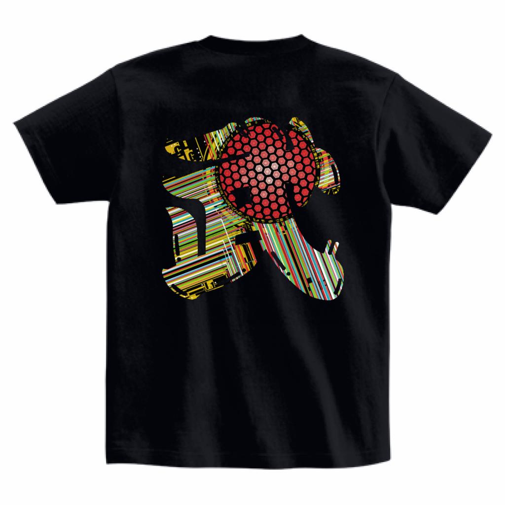 田村幸章デザインTシャツ8