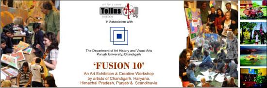 Museum of Fine Arts, Punjab University, Chandigarh, India 2010