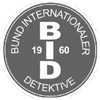 Logo Bund Internationaler Detektive