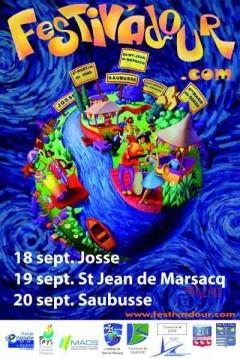 18,19,20 Septembre le Festivadour