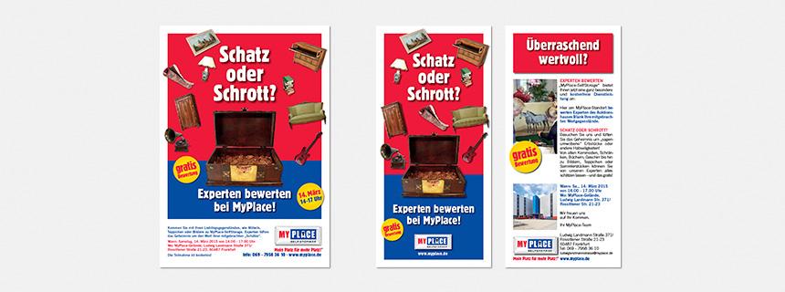"""Folder """"Schatz oder Schrott"""""""