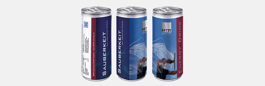 Getränkedosen MTR