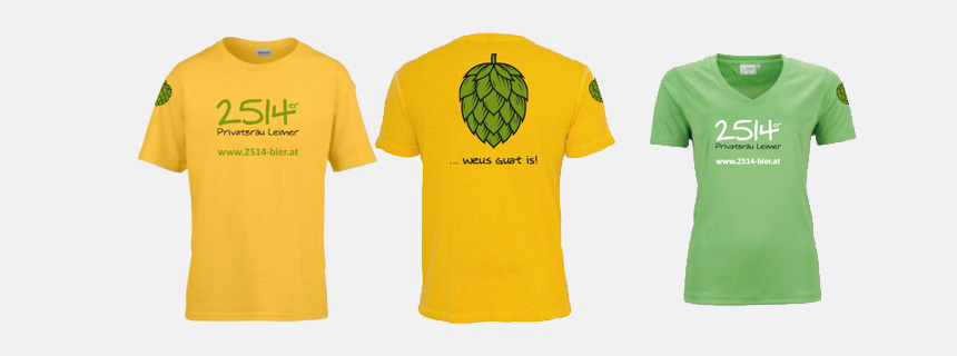 2514er T-Shirts