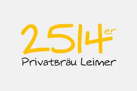 Logo 2514er Bier