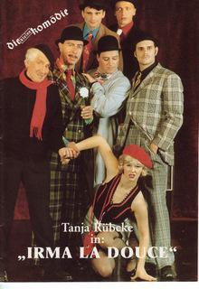 Plakat / Programmheftcover, 1994