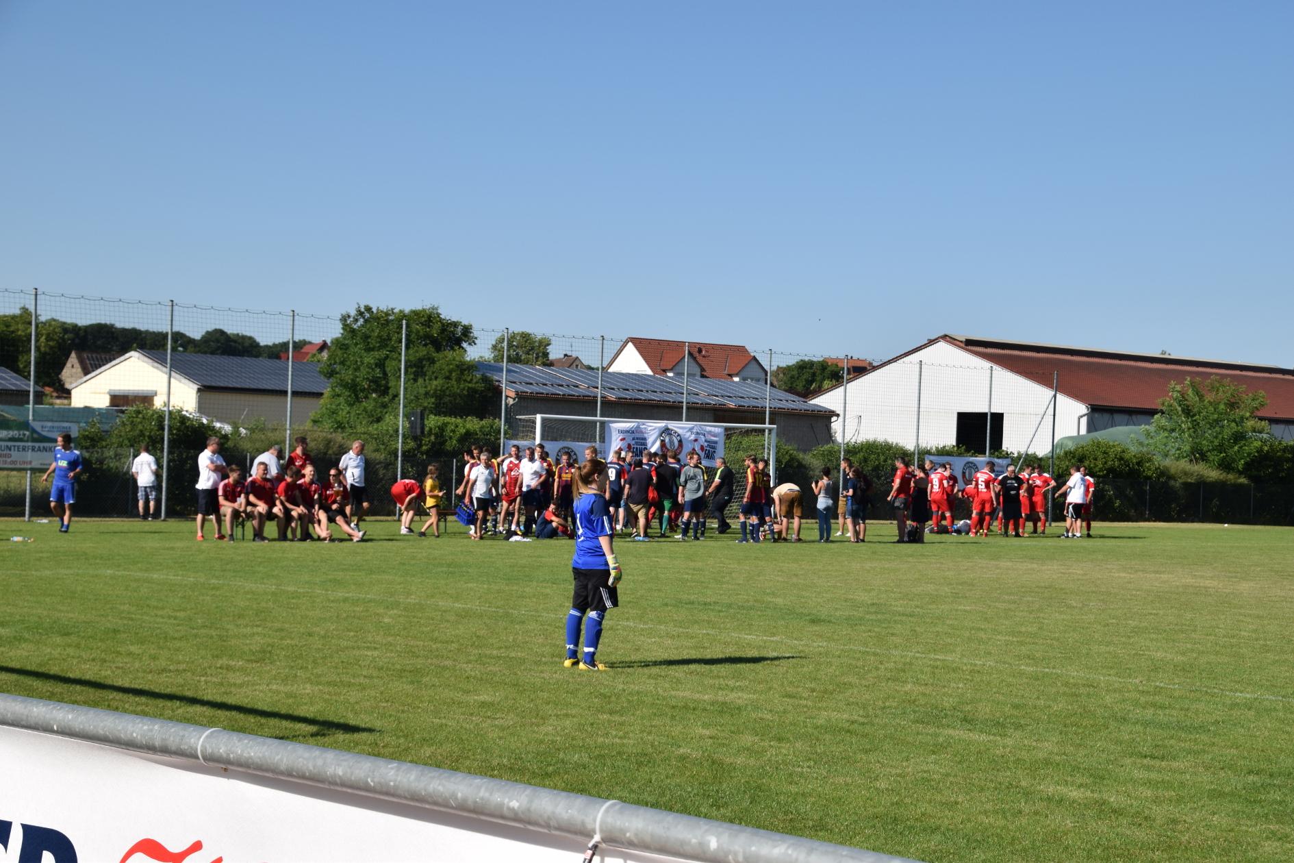 TSV Biebelried 1972 e.V., Erdinger Meister Cup