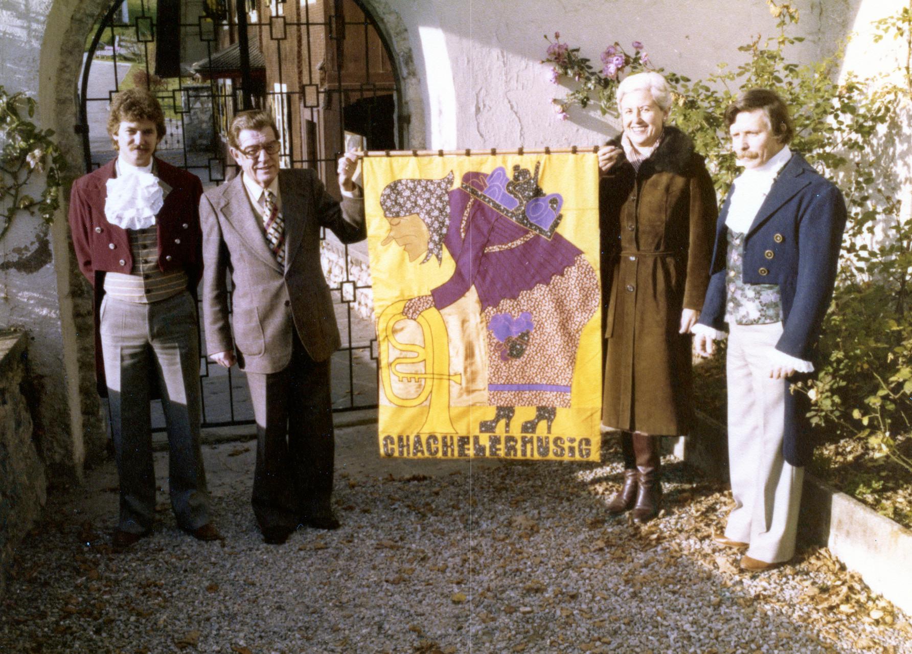1978 Fahnentaufe