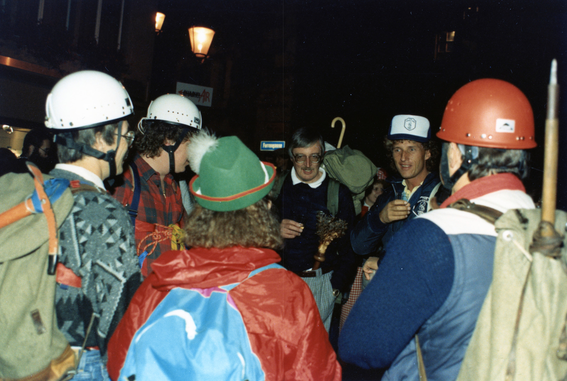 1987 Herbstversammlung