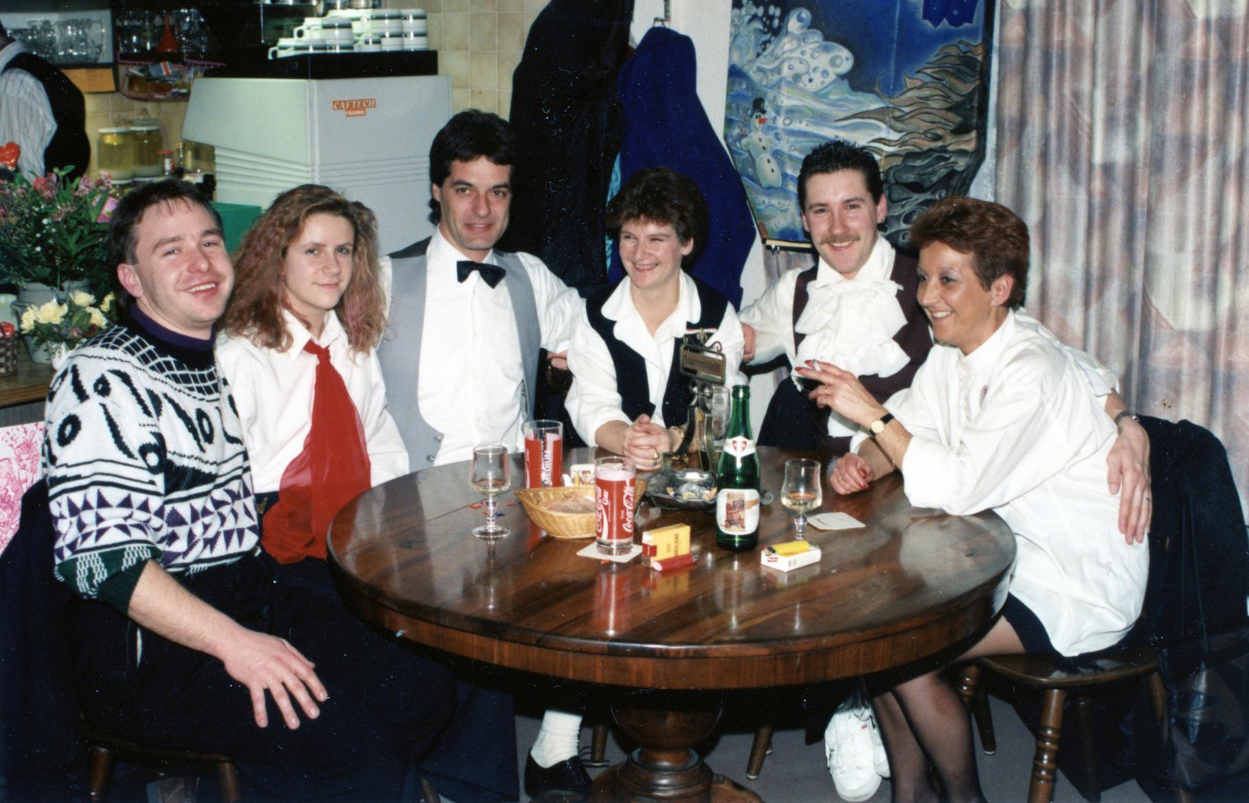1992 Laternentaufe im Hopfenkranz