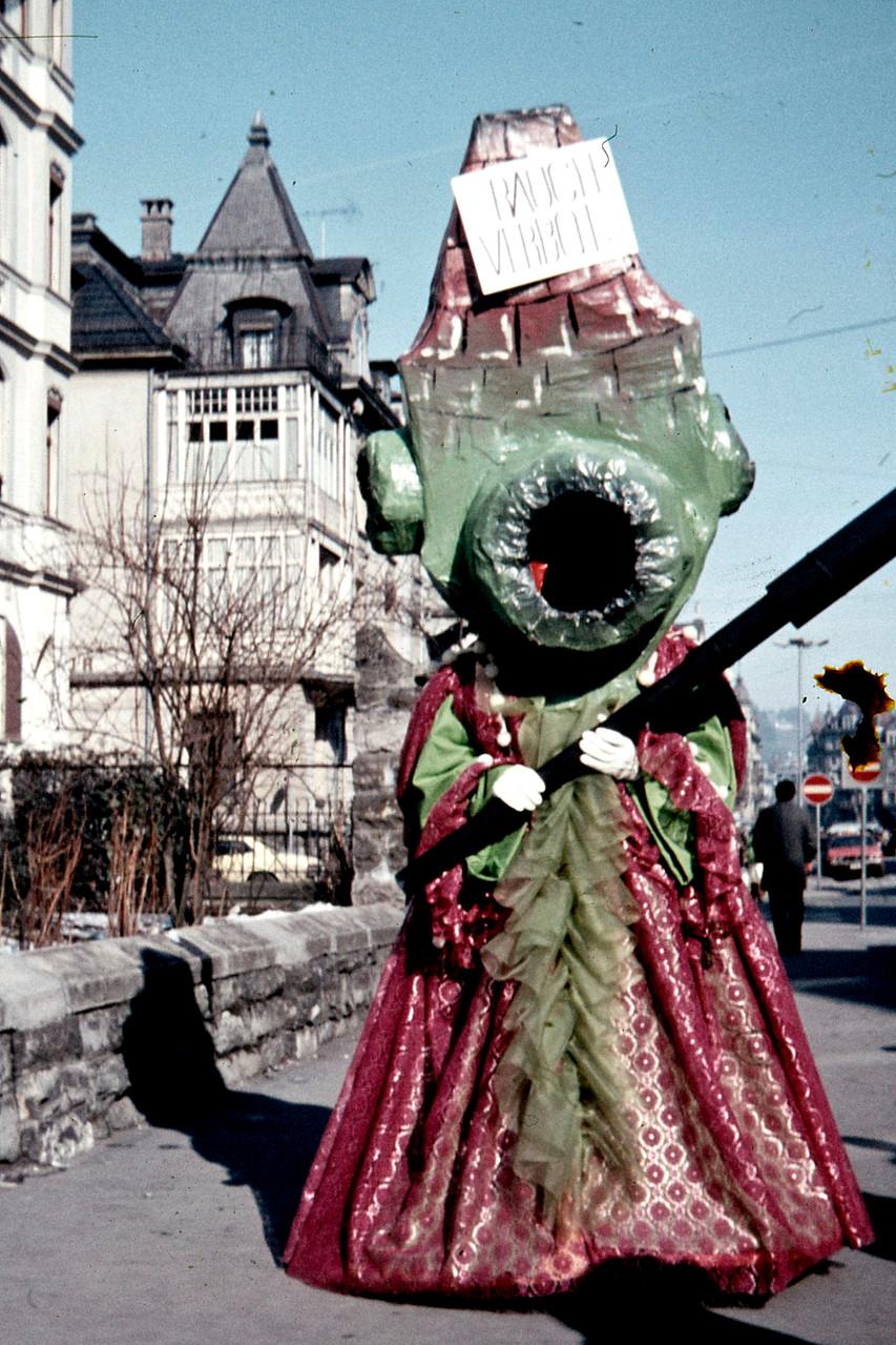 1973 Umzug Luzern