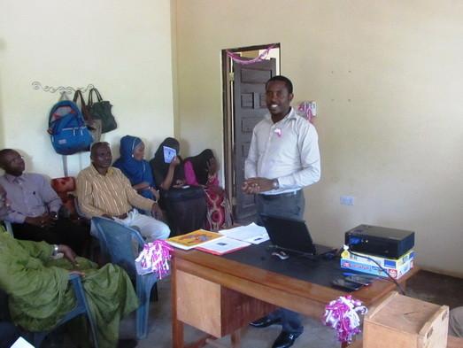 """Mitglieder von """"Willows Foundation"""" klären auf über Verhütungsmethoden und Familienplanung"""