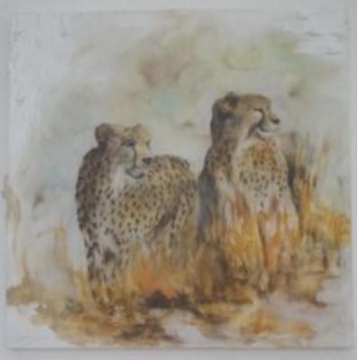 Gepardenpaar 14a