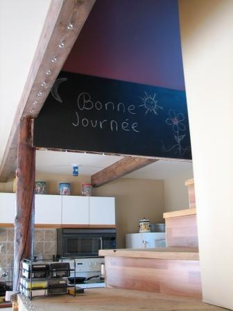 Accès à la mezzanine / Location de chalet et yourte,  Bellechasse, Chaudière-Appalaches
