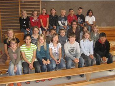 Klasse 4a (Frau Wigbels)