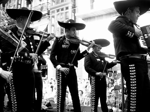 Mariachi patrimonio cultural de la humanidad