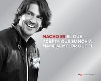 Macho es...