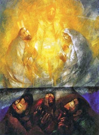 Terzo quadro: la resurrezione