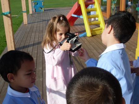 ...una macchina fotografica.