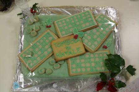 """""""Tombola di Natale"""" - primo premio torta più natalizia"""