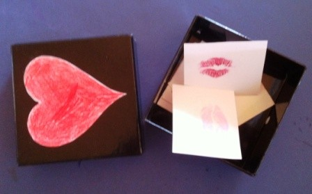 Ecco una scorta di baci!