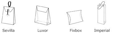 Modelle Sevilla Luxor Fixbox Imperial