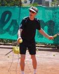 Trainer Stephan Achtereekte