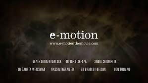 """PELÍCULA """"E-MOTION"""""""