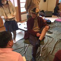 深谷伊三郎先生のご長男・新間英雄先生による講義は貴重です