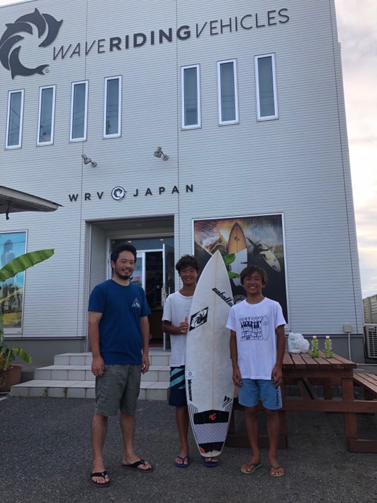 WRV JAPAN SURF HOUSE