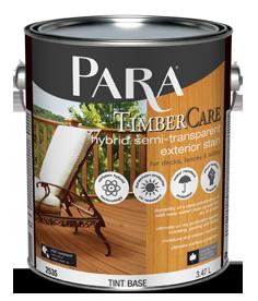 Timbercare Semi-transparent