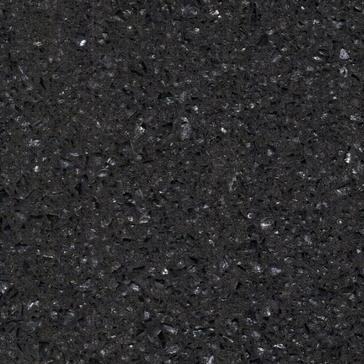 Quartz countertop LQ3105 Dark Crystal