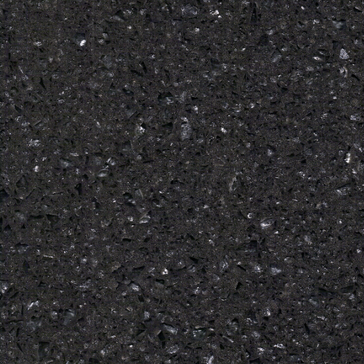 Quartz countertop LQ3105 Dark Crystal