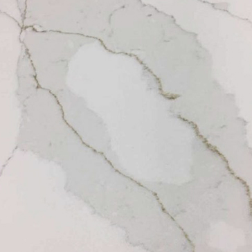 Quartz countertop LQ4518-–-Calcutta-Gold