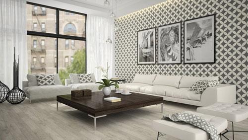 grey laminate flooring