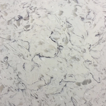 Quartz countertop LQ3003 Perfect Storm