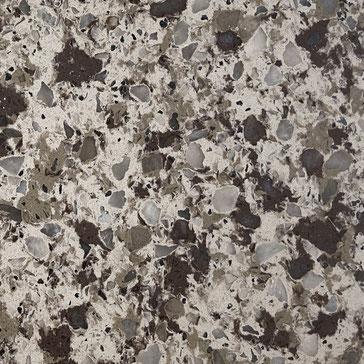 quartz countertop LQ2911 Charcoal