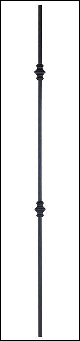 wrought iron spindles PS683D