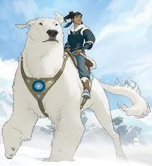 Korra Polar Bear Dog Name