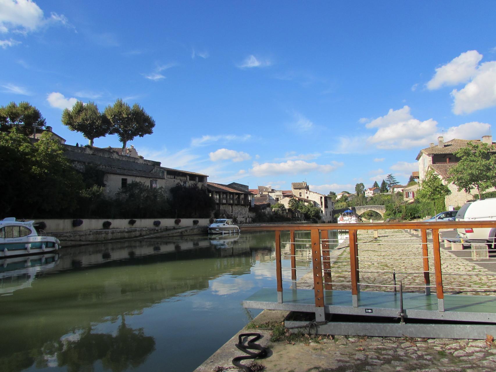 Visite de la ville de Nérac