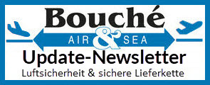Logo Update-Newsletter Luftsicherheit & sichere Lieferkette