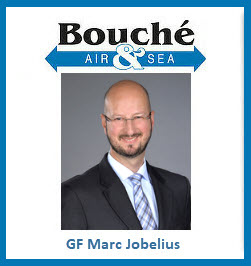 Bild GF Marc Jobelius, Bouché Air & Sea GmbH