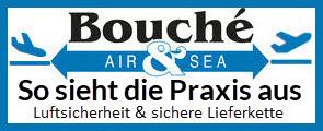 """Logo """"So sieht die Praxis aus"""" Luftsicherheit & sichere Lieferkette"""