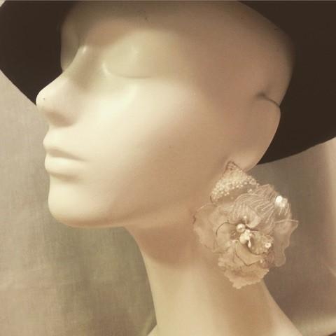 耳のドレス  pierce/earring