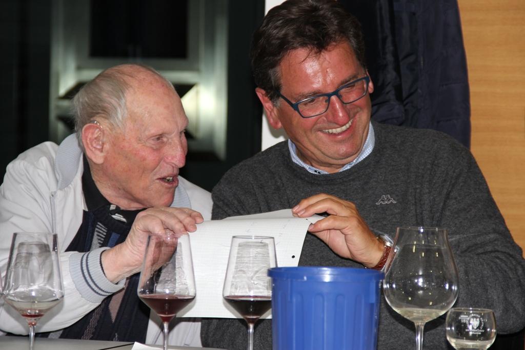Paul Huber und Kurt Neurauter