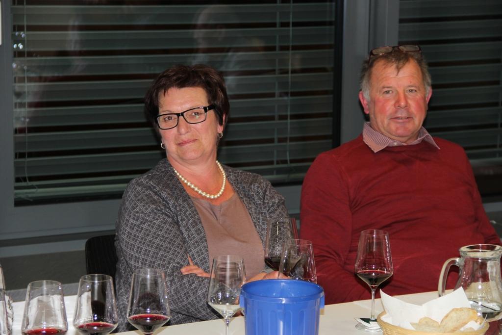 Brigitte und Josef Fischer