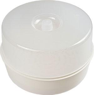Reer Vapostar Mikrowellen-Sterilisator Test, günstig, praktisch, einfach, Reer Sterilisator Test, Reer Vaporisator Test