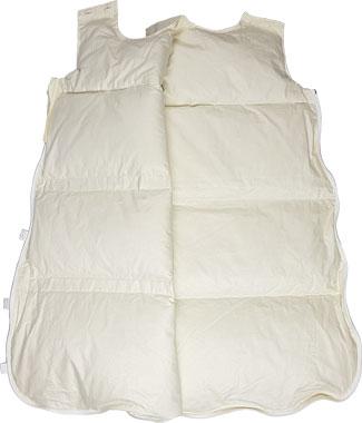 Babyschlafsack Rundumreißverschluss