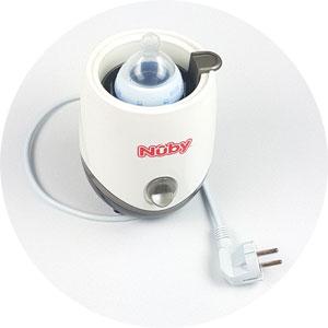 Nuby One Touch Babyflaschenwärmer, babykostwärmer und sterilisator test